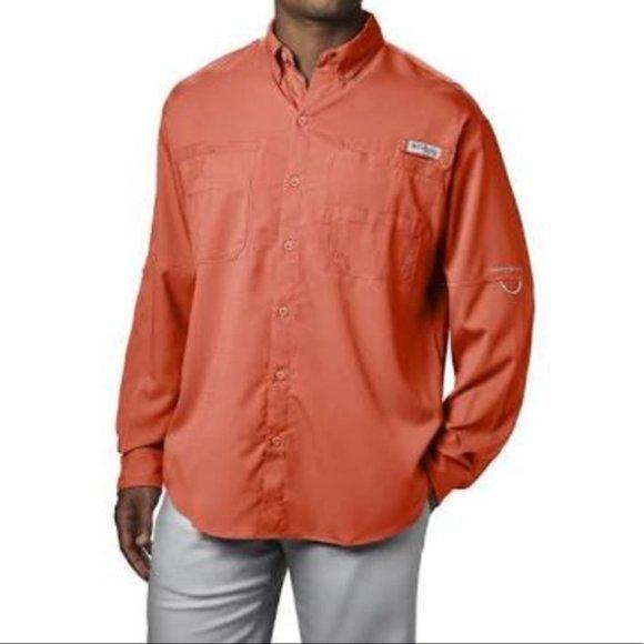 Columbia Men's Tamiami II LS Shirt XL